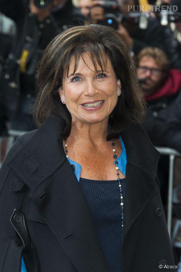 Anne Sinclair animera l'année prochaine une émission musicale sur France 3.