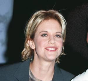 Meg Ryan aux côtés d'Alfre Woodard aux Crystal Awards, en 1995.