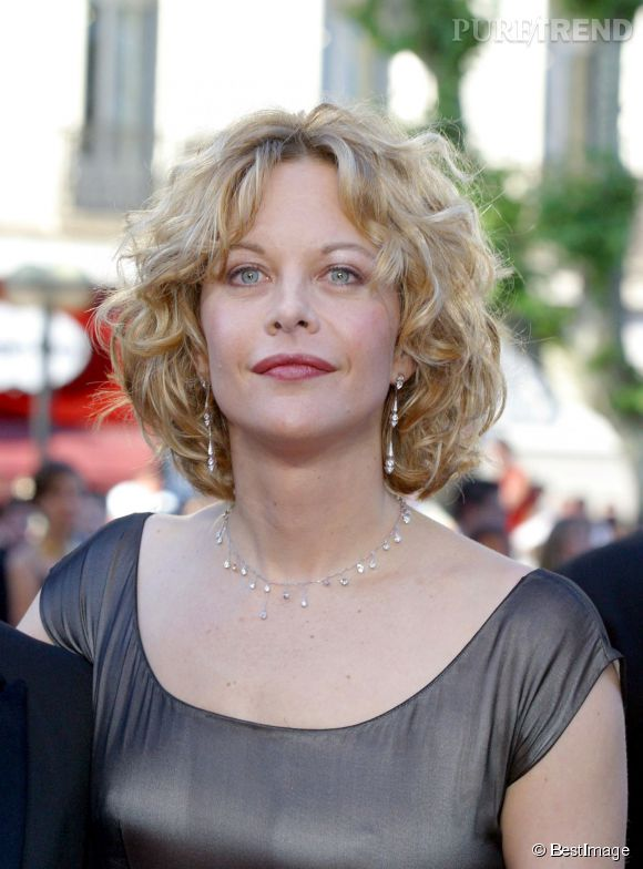 Meg Ryan a commencé à retoucher son visage au début des années 2000.