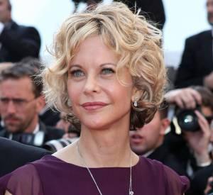 Meg Ryan au Festival de Cannes 2010. L'actrice a toujours refusé de s'exprimer sur son recours à la chirurgie.