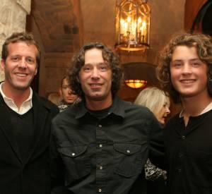 Dylan Efron, à droite, en 2009.