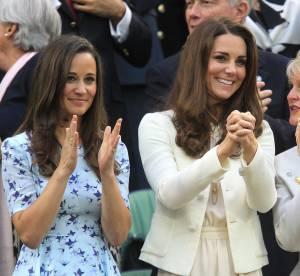 Kate Middleton Vs Pippa Middleton : les soeurs glamour de Wimbledon, décryptage