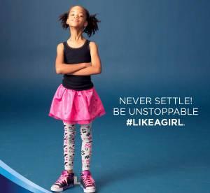 #CommeUneFille : la campagne d'Always qui veut redonner confiance aux filles
