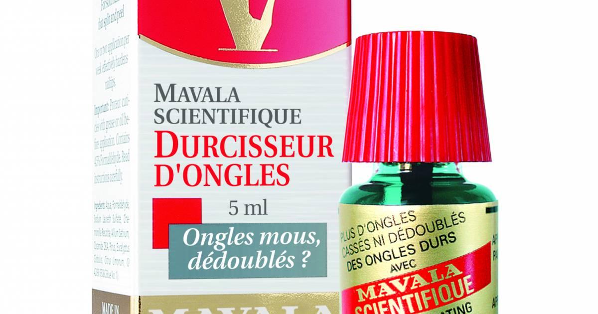 pour aider vos ongles d doubl s appliquez un vernis durcissant l 39 image du durcisseur mavala. Black Bedroom Furniture Sets. Home Design Ideas