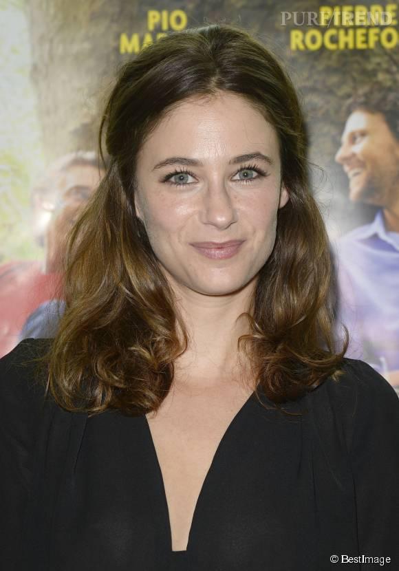 Mélanie Bernier, le nouvel atout fraîcheur du cinéma français.