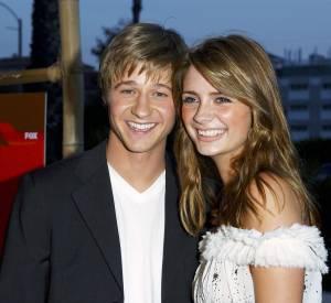 Benjamin McKenzie et Mischa Barton en 2003.