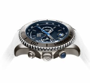 Ice Watch BMW Motorsport : acier et élégance