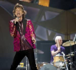 Mick Jagger fête ses 72 ans le 26 juillet 2015.
