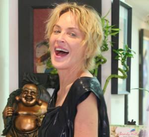 Sharon Stone : fun et naturelle, la star rayonne sans maquillage à 57 ans !