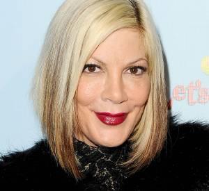 """Tori Spelling a connu le succès il y a plus de 20 ans grâce à la série """"Beverly Hills 90210""""."""