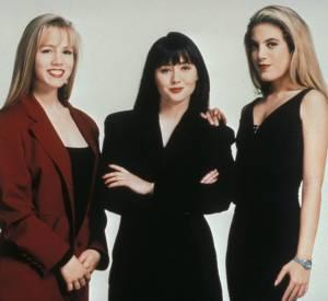 """Depuis la fin de la série """"Beverly Hills 90210"""", Tori Spelling n'a plus jamais renoué avec le succès."""