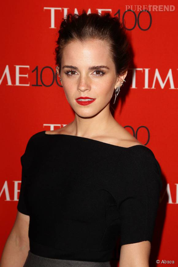 Emma Watson, cible de nombreuses menaces.