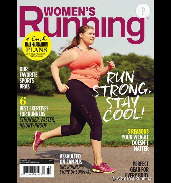 Women's Running Erika Schenk