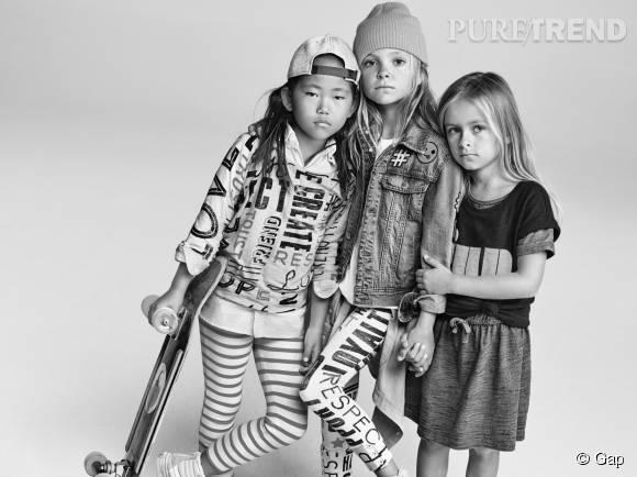 La collaboration encourage les petites filles à se sentir bien dans leur peau.
