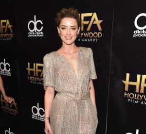 Amber Heard, Selena Gomez, Jane Fonda : les Hollywood Film Awards 2015