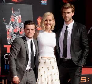 Jennifer Lawrence : sublime pour laisser ses empreintes sur le Walk of Fame