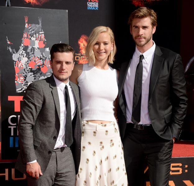 Jennifer Lawrence a fait l'unanimité dans cette tenue épurée.