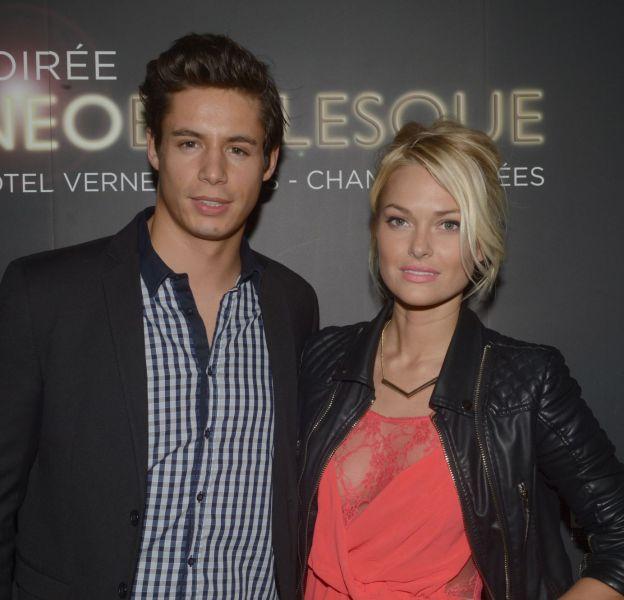 Caroline Receveur et Valentin Lucas, deux amoureux inséparables.