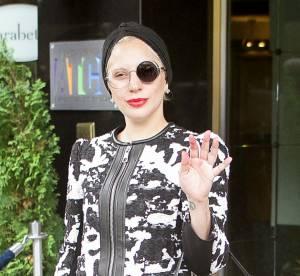 Lady Gaga : son look dalmatien très remarqué dans les rues de New York