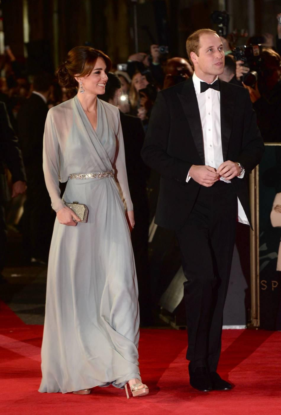 c8492326ec3e Kate Middleton et le prince William plus élégants que jamais pour  l  039 avant