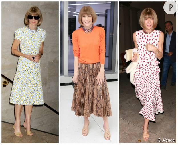 Le style Anna Wintour