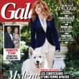 Monica Bellucci se confie dans  Gala  cette semaine.