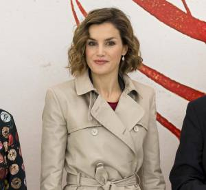 Letizia d'Espagne : trench et talons hauts, une reine toujours plus stylée