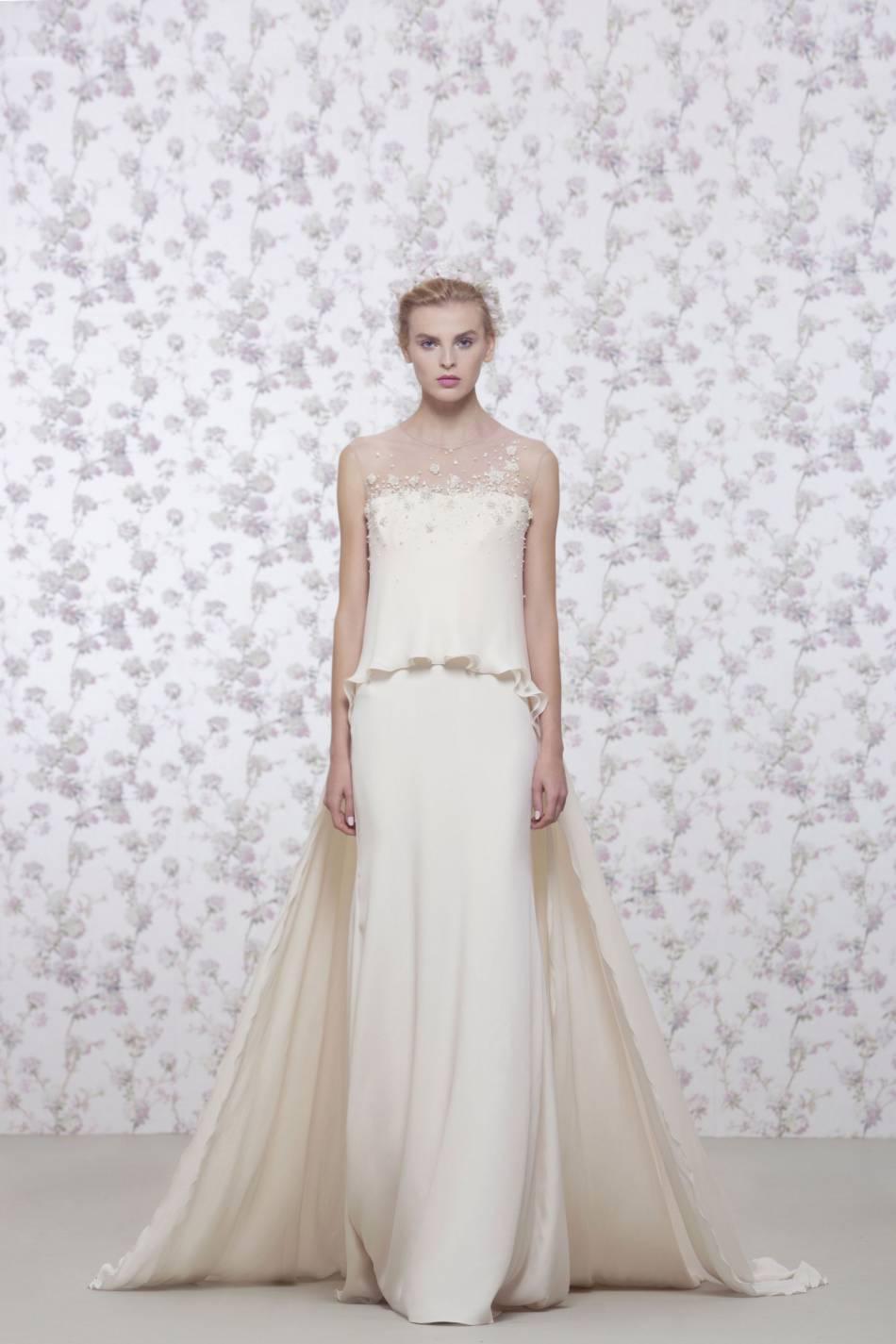 Georges Hobeika, bridal collection printemps-été 2016.
