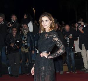Clotilde Courau fait des merveilles en 2014.