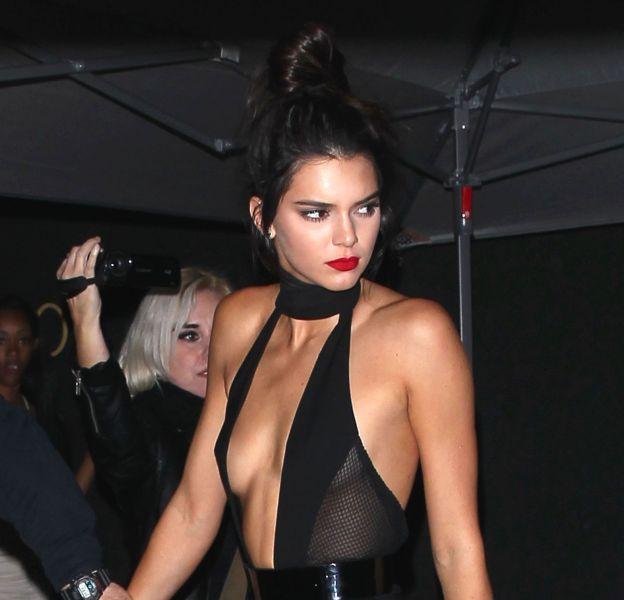 Kendall Jenner fête ses 40 millions de followers en postant un téton sur Instagram.