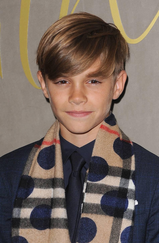 """Romeo Beckham est la star de ce nouveau court métrage rendant hommage au film """"Billy Elliot""""."""