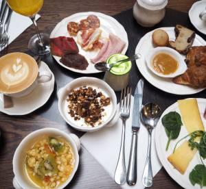 Bien-être : le généreux et savoureux petit-déjeuner de l'Hôtel Bachaumont