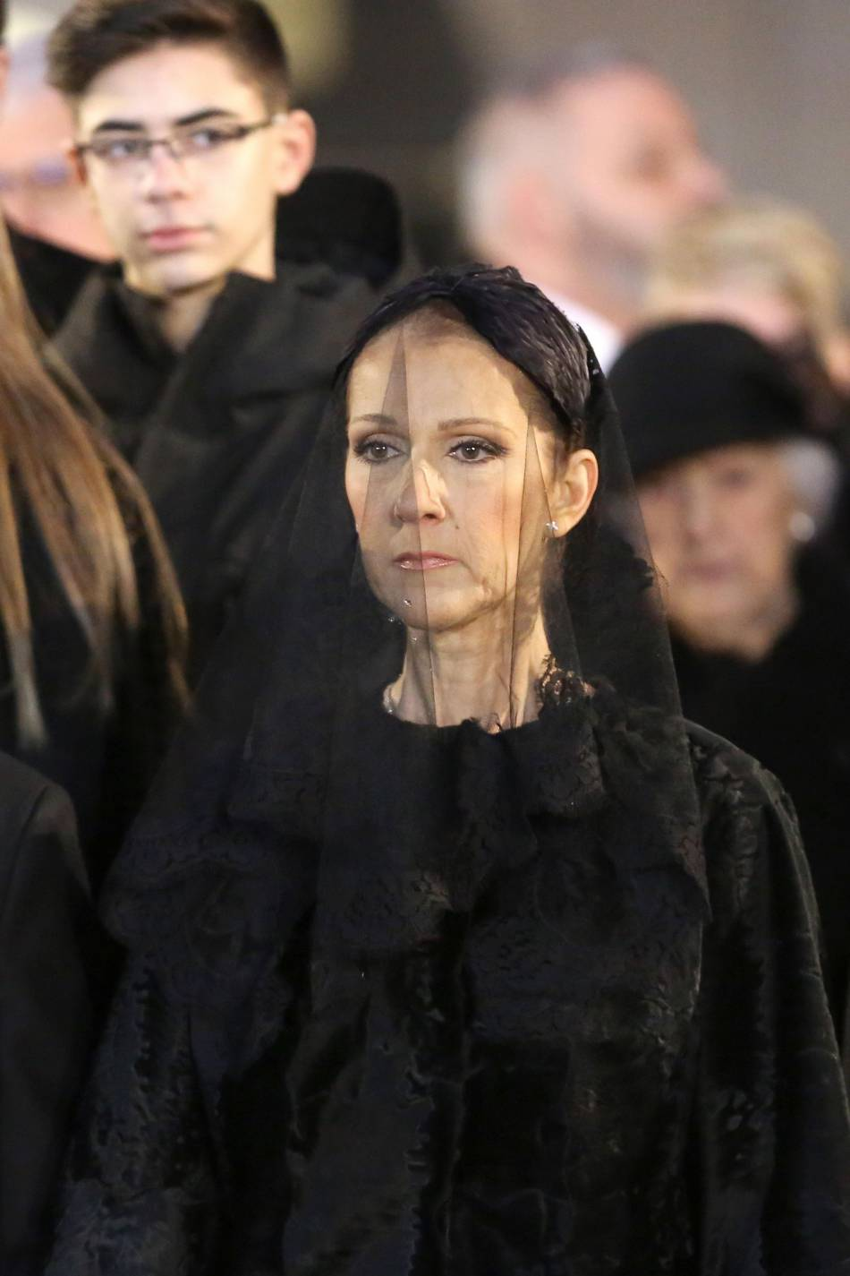 Céline Dion : son spectacle en l'honneur de René Angelil.