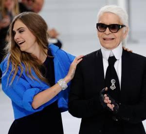 Cara Delevingne : son come-back dans la mode pour Chanel Eyewear