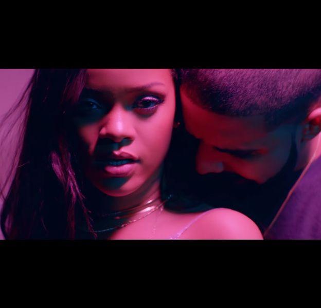 """Rihanna dévoile les deux clips de """"Work"""" ft. Drake."""