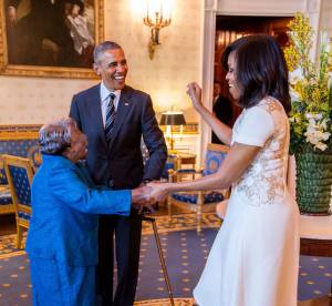 Michelle Obama : une première dame canon et rythmée à la Maison Blanche !