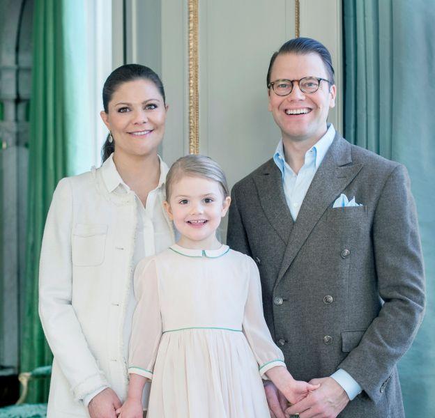 Estelle, la fille de la princesse Victoria de Suède et du prince Daniel fête ses 4 ans ce 23 février 2016.