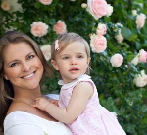 Madeleine de Suède : princesse de conte de fée à l'heure du goûter