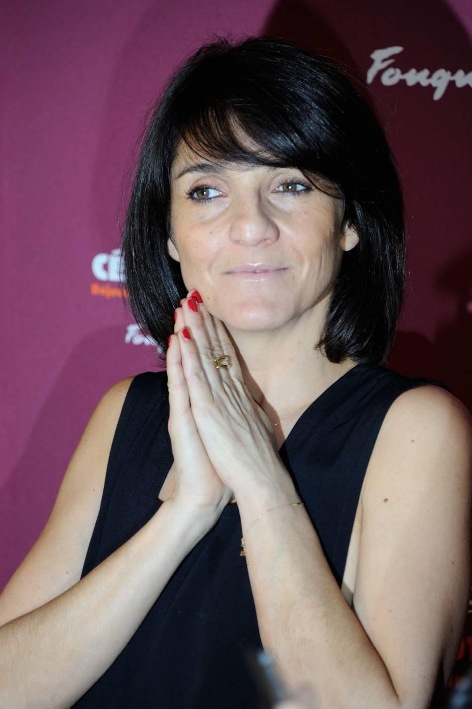 Florence Foresti avait déjà marqué les César en 2009.