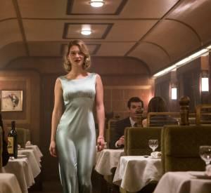 """Mais """"Spectre"""", c'est aussi le glamour de Léa Seydoux..."""