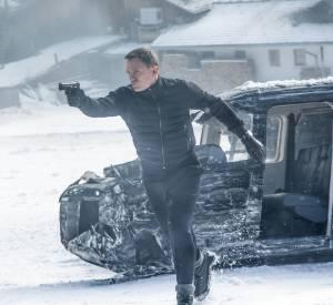 James Bond toujours dans l'action !