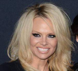 Pamela Anderson : brune et toute nue pour un shooting photo hot !