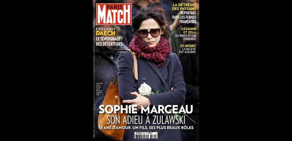 Vincent Zulawski se confie dans le  Paris Match  du 25 février 2016.