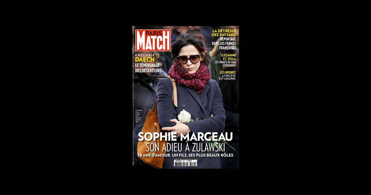 Vincent Zulawski Se Confie Dans Le Paris Match Du 25