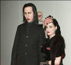 Elle a été mariée à Marilyn Manson.