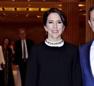 Mary de Danemark : sobre et très couverte pour une visite en Arabie saoudite