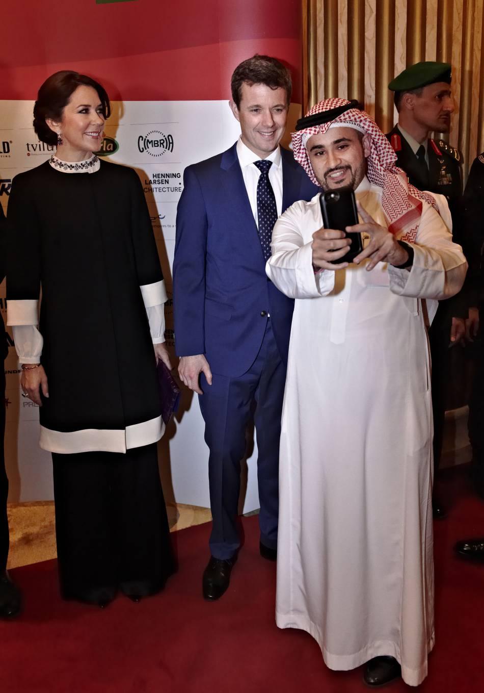 Mary de Danemark est actuellement en Arabie saoudite pour un voyage officiel à visées commerciales.