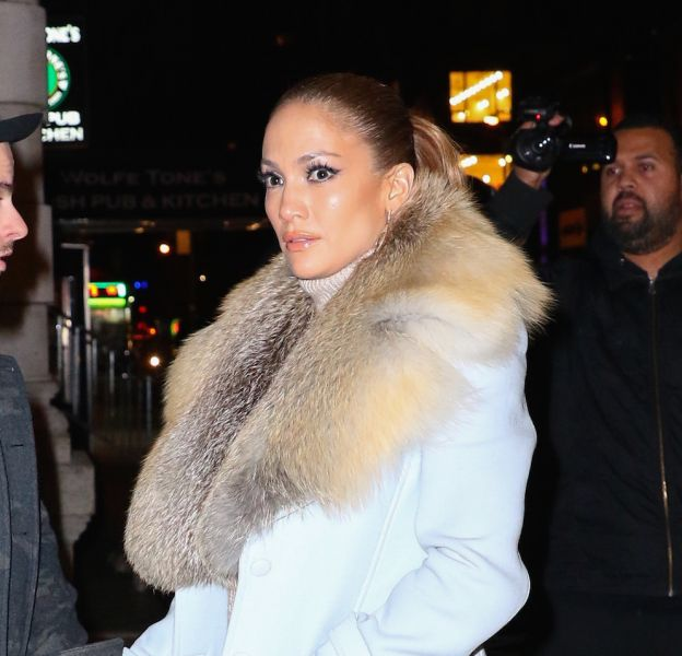 Jennifer Lopez à Los Angeles le 29 février 2016.