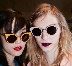 Fashion Week : quand les mannequins choisissent leur maquillage pour défiler