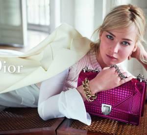 Jennifer Lawrence, la Parisienne de Dior Printemps-Été 2016
